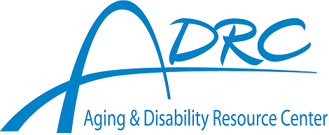 Image of the logo for the ADRC